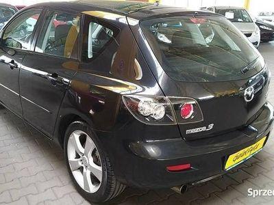 używany Mazda 3 2dm 150KM 2004r. 143km