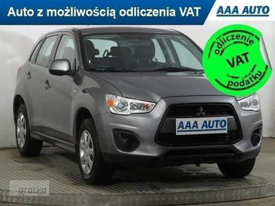 used Mitsubishi ASX  Salon Polska, 1. Właściciel, Serwis ASO, VAT 23%, Klima
