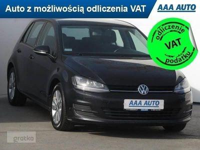 używany VW Golf Sportsvan  Salon Polska, 1. Właściciel, Serwis ASO, VAT 23%, Xenon,