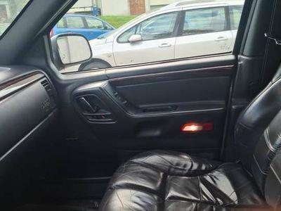 używany Jeep Grand Cherokee Sprzedam lub zamienię