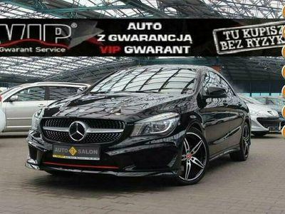 używany Mercedes CLA250 2dm 211KM 2013r. 55 000km
