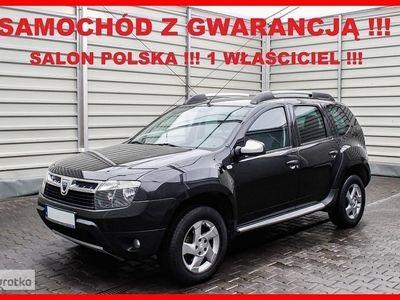 używany Dacia Duster I LAUREATE + LOOK + Salon PL + 1 Wł + 100% Serwis RENAULT !