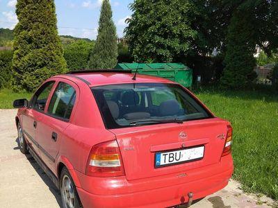 używany Opel Astra II PILNIE