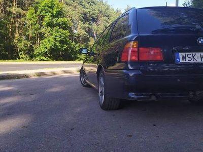 używany BMW 530 E39 D MANUAl