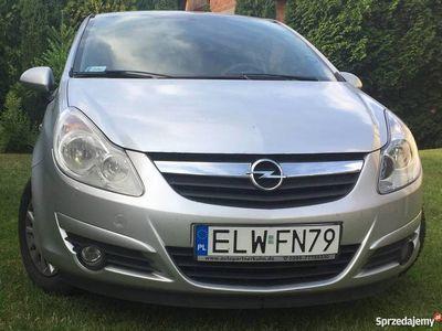 używany Opel Corsa D benzyna polski 1,2 zadbany