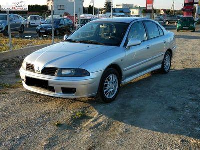 używany Mitsubishi Carisma II (1999-2004) 1.6 2003r. ABS ręczna klima.