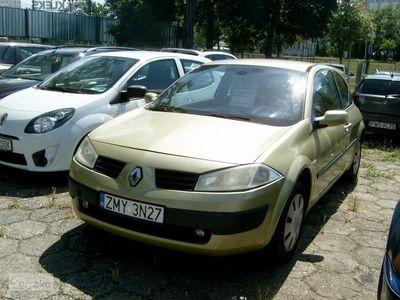 używany Renault Mégane II 1.6dm 113KM 2003r. 198 223km