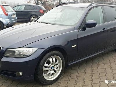 używany BMW 318 Seria 3 E91 D 143KM FACELIFTING Zarejestrowana