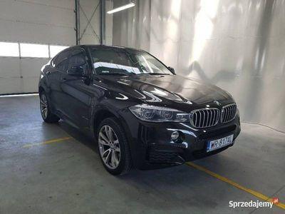 używany BMW X6 3dm 313KM 2015r. 104 823km