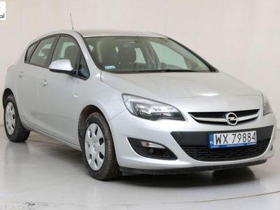 używany Opel Astra 1.6dm3 115KM 2015r. 103 027km WD8904K # Essentia # 115KM # Faktura VAT 23 % #
