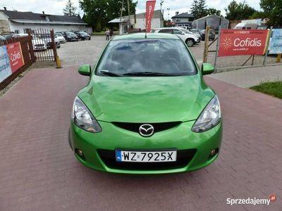 używany Mazda 2 Salon Polska 1.3 Benzyna 86KM Klima II (2007-2014)