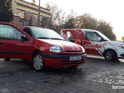 używany Renault Clio II Stan bardzo dobry 1.2 Benzyna