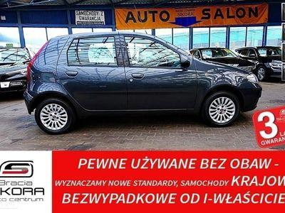 używany Fiat Punto III 3 Lata GWARANCJA I-wł Kraj Bezwypadkowy Ideał, Katowice-Mysłowice