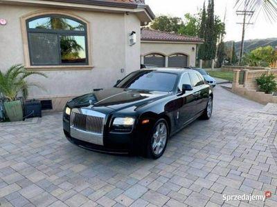 używany Rolls Royce Ghost Ghost6.6 benz. V12 563 KM 2012
