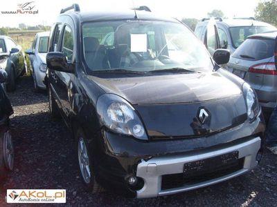 używany Renault Kangoo 1.5dm 105KM 2009r. 45 000km