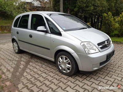używany Opel Meriva 1.6+ LPG 2005r