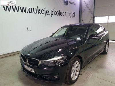 używany BMW 318 2dm 150KM 2017r. 19 593km