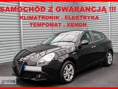 używany Alfa Romeo Giulietta 1,4T 170 KM + Serwis + Klimatronik + Xenon + Gwarancja !!!