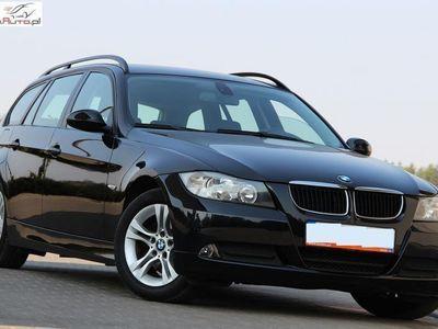 używany BMW 320 2dm3 163KM 2007r. 210 392km 163KM Klimatronik Alu Bogate Wyposażenie