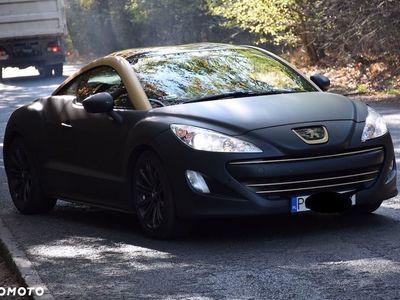 używany Peugeot RCZ