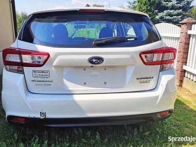 używany Subaru Impreza 2017 4x4 AWD niski przebieg 19 tys km