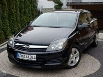 używany Opel Astra GTC Astra H 6 Bieg -- 1.9 150KM - Super Stan -GWARANCJA Zakup Door TO Door