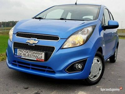 używany Chevrolet Spark 1dm 68KM 2013r. 161 000km