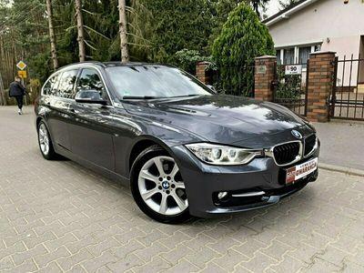 używany BMW 318 2.0d 143km sport xenon led head-up klimatronik navi alu pdc top F30 (2012-)
