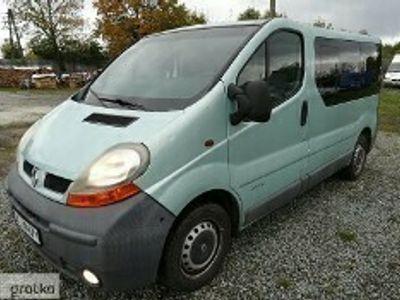 używany Renault Trafic II 9 osobowy / tylko 209 tys km / klima / zarejestrowany
