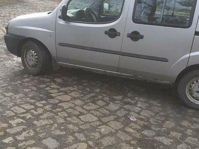 używany Fiat Doblò 1.9