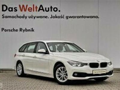 używany BMW 316 SERIA 32.0 Diesel,115KM,Automat,El.Klapa,Wybór Profilu Jazdy,FV Marża