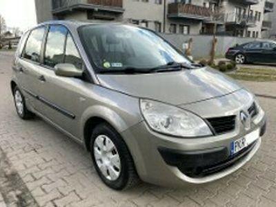 używany Renault Scénic II 1.6*Benzyna*Automat*Tempomat*Klimatyzacja*PL*