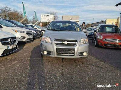 używany Chevrolet Aveo 1.4 Benzyna 94 KM, Klimatyzacja, Komputer Pokładowy, Alufelgi,