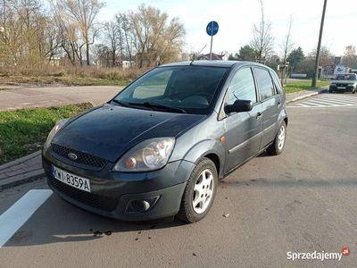 używany Ford Fiesta 2007 rok 1.3 LPG, nowy GAZ, gotowy do jazdy