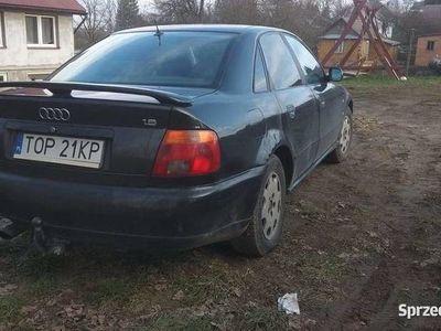 używany Audi A4 b5 1.8 kat b+gaz 1998r dlugie oplaty