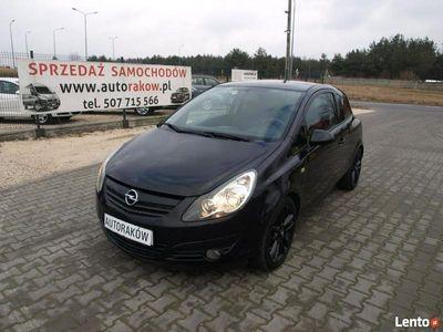 używany Opel Corsa D, Raków