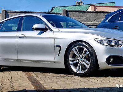 używany BMW 420 dA Sport Line F1 DVD Navi PRO fotele Sport 18'' LED