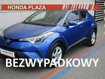używany Toyota C-HR 1.8 122KM Hybrid Premium Salon Polska Serwisowany Bezwypadkowy 2017/