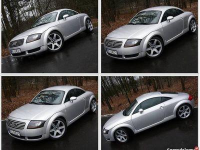używany Audi TT 1999r. 1.8 benzyna 150KM