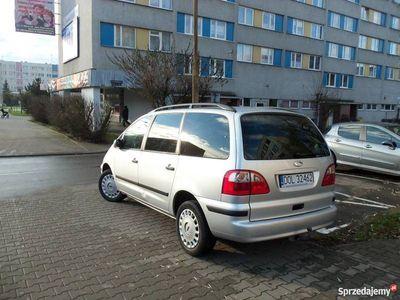 używany Ford Galaxy 1,9 TDI 130 sharan, alhambra