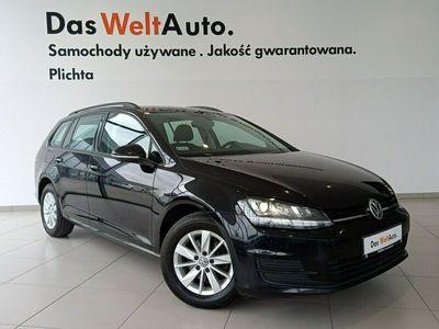 używany VW Golf 1,6 TDI 110KM Trendline Salon Polska Ksenony FV 23%