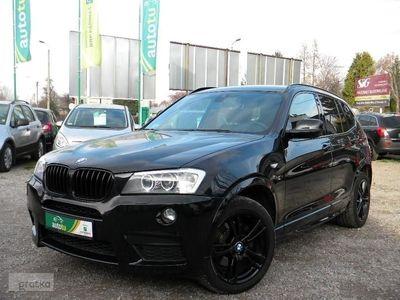 używany BMW X3 II (F25) M-Pakiet, Zarejestrowany, Automat !!!