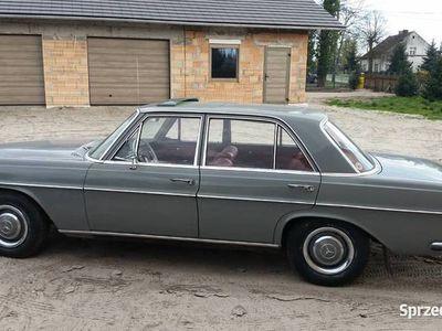 używany Mercedes 250 1967