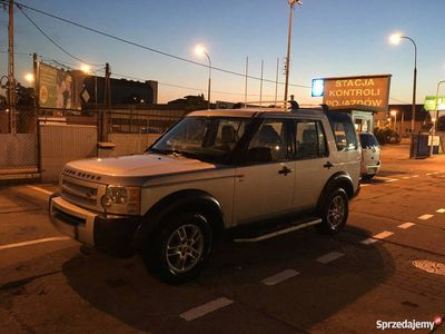 używany Land Rover Discovery 3 2.7 diesel, 7-osobowy, faktura VAT