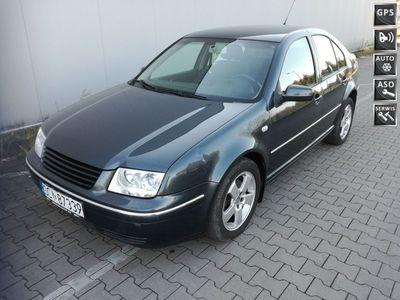 używany VW Bora 1.9dm 130KM 2003r. 273 000km