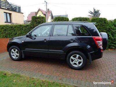 używany Suzuki Grand Vitara 2dm 140KM 2006r. 200 400km
