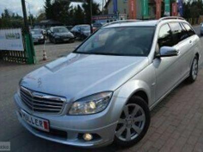 używany Mercedes C200 Klasa C W204Kompressor-184Km,Navi,Parctronic,Navi,Alu...