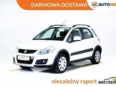 używany Suzuki SX4 DARMOWA DOSTAWA, 4X4, Klima, Grzane fotele, kierownica wielofunkcyjna I (2006-2013)
