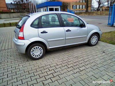 używany Citroën C3 1,4 diesel 1właściciel śr. spal. 4,3l/100km