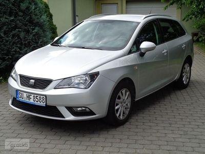 używany Seat Ibiza V 1.4 ben Klimatronic - opłacony